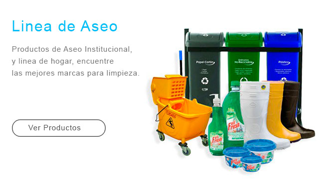 Linea Aseo Ink Color Suministros