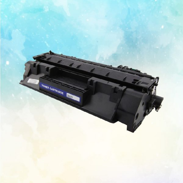 Toner Negro HP Genérico CE505A