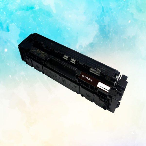 Toner Negro HP Genérico CF400X (201A)