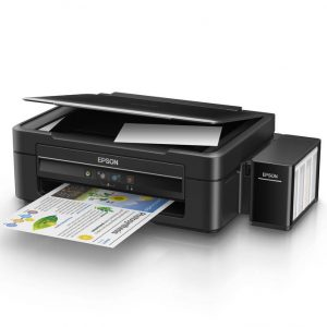 impresora epson l380 ink color