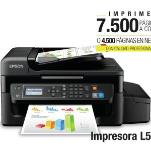 Epson l575 impresora inkcolor