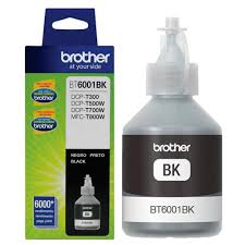 ink color suministros tinta brother BT6001BK